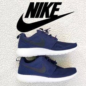Nike Roshe One Mens Sneaker Sz 13 Blue White